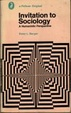 Cover of Invitation to Sociology