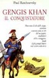Cover of Gengis Khan il conquistatore
