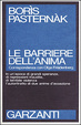 Cover of Le barriere dell'anima