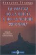 Cover of La pratica della quiete e della visione profonda