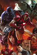 Cover of Invincible Iron Man Volume 8