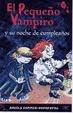 Cover of El pequeño vampiro y su noche de cumpleaños
