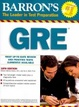 Cover of Barron's GRE