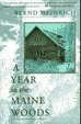 Cover of A Year in the Maine Woods