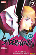 Cover of Spider-Gwen #2