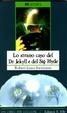 Cover of Lo strano caso del dr