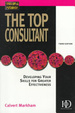 Cover of The top consultant