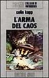 Cover of L'arma del caos