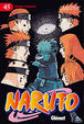 Cover of Naruto #45