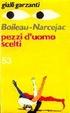 Cover of Pezzi d'uomo scelti