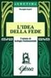 Cover of L'idea della fede
