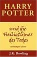 Cover of Harry Potter und die Heiligtümer des Todes