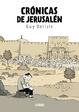 Cover of Crónicas de Jerusalén