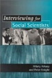 Cover of Interviewing for Social Scientists