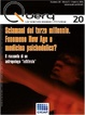 Cover of Query n. 20, anno V, Inverno 2014