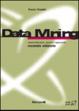Cover of Data mining. Modelli informatici, statistici e applicazioni