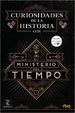Cover of Curiosidades de la historia con el Ministerio del Tiempo