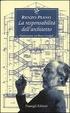 Cover of La responsabilità dell'architetto