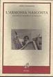 Cover of L' armonia nascosta