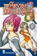 Cover of The Seven Deadly Sins vol. 9