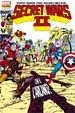 Cover of Marvel Omnibus: Secret Wars II vol. 1