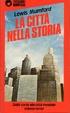 Cover of La città nella storia
