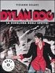 Cover of Dylan Dog. La scogliera degli spettri