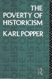 Cover of The Poverty of Historicism