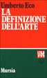 Cover of La definizione dell'arte