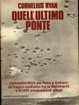 Cover of Quell'ultimo ponte