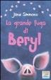Cover of La grande fuga di Beryl