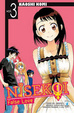 Cover of Nisekoi vol. 3