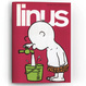 Cover of Linus: anno 4, n. 7, luglio 1968
