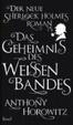 Cover of Das Geheimnis des weißen Bandes