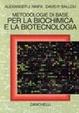 Cover of Metodologie di base per la biochimica e la biotecnologia