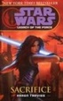 Cover of Star Wars: Legacy of the Force V - Sacrifice