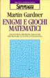 Cover of Enigmi e giochi matematici