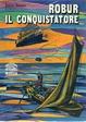 Cover of Robur il conquistatore - Un biglietto della lotteria - Frritt-Flacc