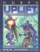 Cover of Gurps Uplift 2nd Edition