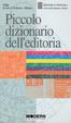 Cover of Piccolo dizionario dell'editoria