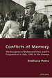 Cover of Conflicts of Memory