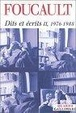 Cover of Dits et Ecrits, tome 2