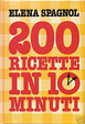 Cover of 200 ricette in 10 minuti