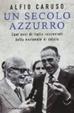 Cover of Un secolo azzurro