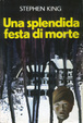 Cover of Una splendida festa di morte