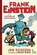 Cover of Frank Einstein e il motore antimateria