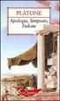 Cover of Apologia, Simposio, Fedone
