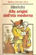 Cover of Alle origini dell'età moderna