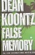 Cover of False Memory