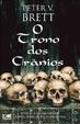 Cover of O Trono dos Crânios